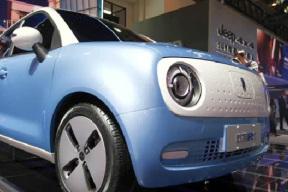 今年就能买到的超科幻电动车 欧拉R1/R2车展现场解析