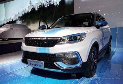 猎豹和祺智新能源汽车哪个好,祺智PHEV|猎豹CS9 EV价格