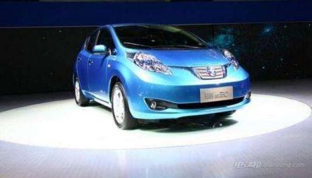 启辰新能源汽车怎么样?启辰e30配置参数|外观内饰图片