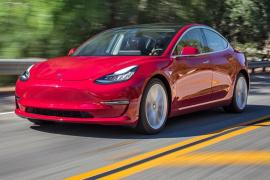 特斯拉发布2018年第一季度财报 Model 3将产将提升至5000辆/周