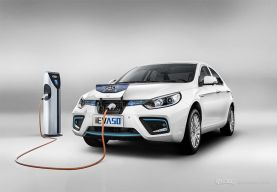 针对江淮新能源在北京车展上的最新成果,我们提了几个特别的问题