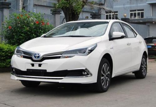 丰田雷凌新能源汽车:动力