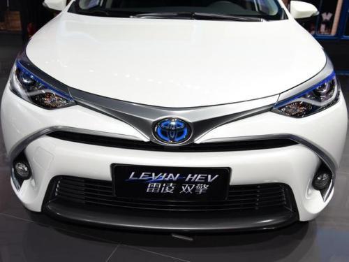 丰田雷凌新能源汽车:发展