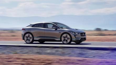 新能源汽车捷豹I-Pace怎么样,新能源汽车捷豹I-Pace介绍