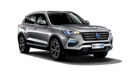 汉腾新能源汽车的有关介绍?新车汉腾X7