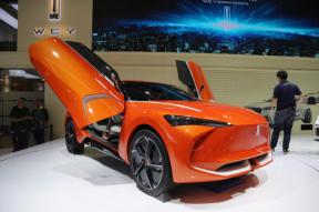 这二十款概念车,最有可能出现在六月深圳·深港澳车展!