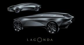 或2021年亮相 拉共达纯电SUV设计图曝光