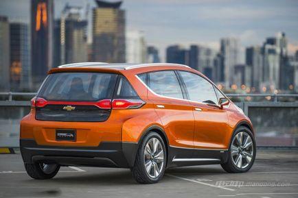 美国新能源汽车有哪些,美国新能源汽车车型推荐
