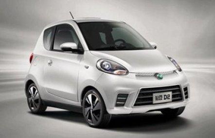 知豆新能源汽车有哪些,知豆新能源汽车车型推荐