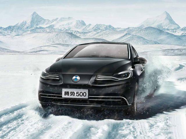 腾势500新能源轿车怎么样:价格