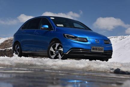 腾势500新能源汽车怎么样?腾势500推荐