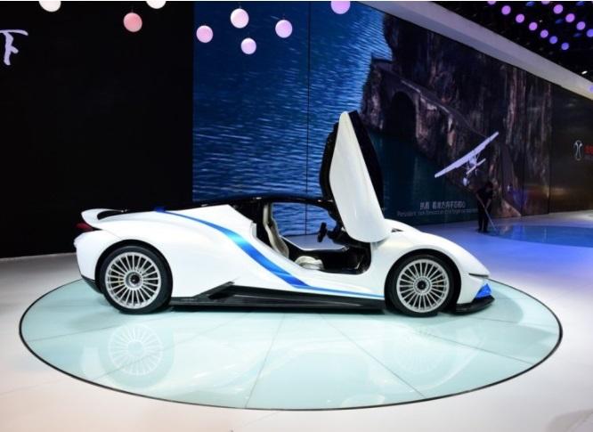 北汽新能源汽车车型推荐:ARCFOX-7
