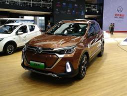 北汽新能源汽车有哪些,北汽新能源汽车车型推荐