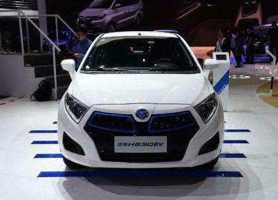 中华H230电池【价格及寿命】,中华H230EV新能源车型介绍