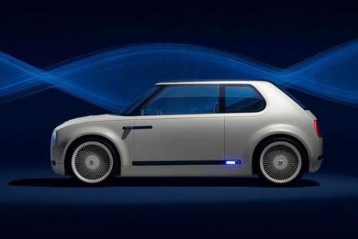 本田Urban EV电池:动力