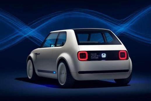 本田Urban EV电池:配置