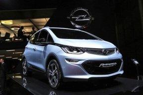 欧宝Ampera-e电池,欧宝Ampera-e怎么样车型介绍?