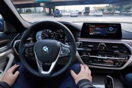 国际巨头终入局!宝马获得上海自动驾驶路试牌照