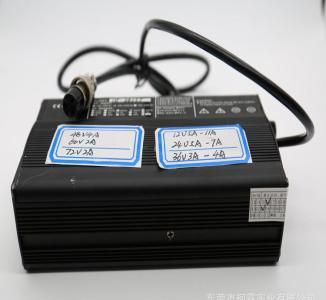 常用电动车充电器根据电路结构可大致分为两种.
