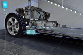 宝马推出无线感应充电垫 将于今年7月量产