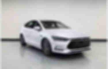 背着EV标 比亚迪纯电动版秦 Pro 申报信息曝光