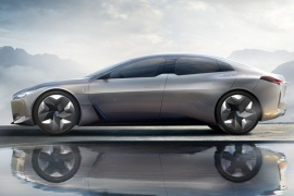 宝马展示iNEXT设计理念 预计2021年量产