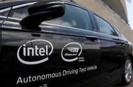 助力自动驾驶 英特尔向车企提供技术