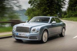 宾利透漏新能源车规划 电动版慕尚可能于5年内推出