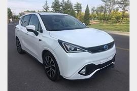 传祺GE3换标威尼斯人娱乐注册 广汽三菱推纯电动小型SUV