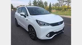 传祺GE3换标车型 广汽三菱推纯电动小型SUV