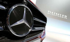 戴姆勒投5亿欧元生产纯电动车 2022年前布局10多款电动车
