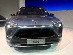 蔚来ES8纯电动汽车价格是多少?