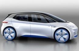 概念车不再概念 量产大众I.D.忠于原方案