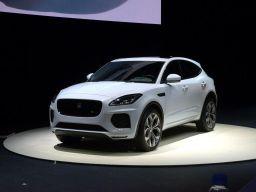 路虎新能源汽车怎么样?捷豹E-PACE车型介绍