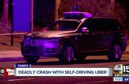 Uber自动驾驶致人死亡调查初步报告:未识别行人 刹车未启动