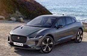 捷豹I-PACE下調售價,降幅超5萬,起價低于65萬!