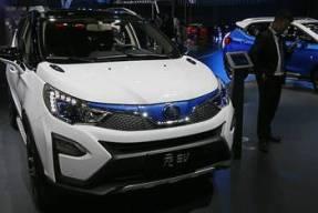 比亚迪元ev360充电口,车型介绍