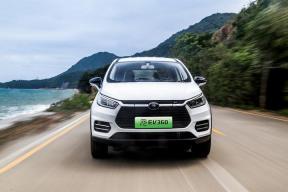 比亚迪元ev360电池容量,车型介绍