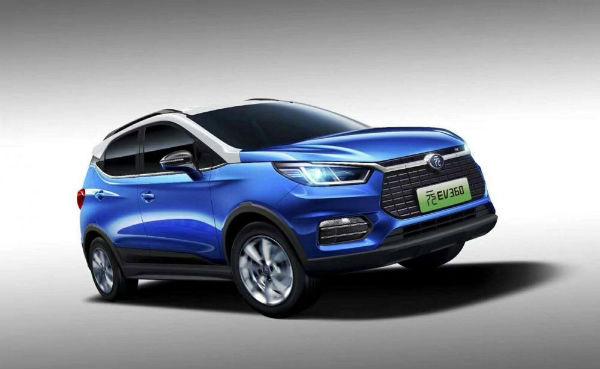 比亚迪新能源汽车车型推荐:比亚迪元ev360