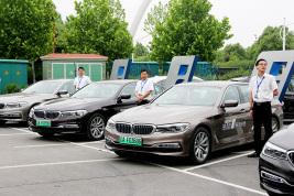 BMW Mission i 探境未然之旅——南京站