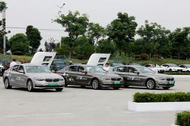 BMW Mission i 探境未然之旅——苏州站