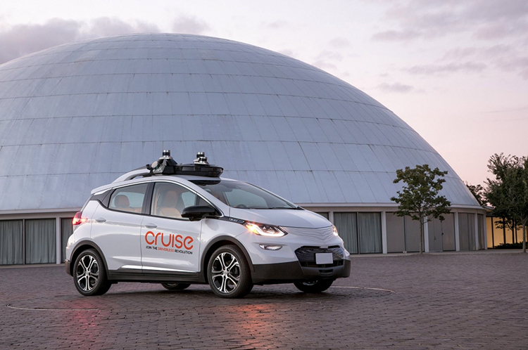 通用旗下自动驾驶公司获10亿美元投资