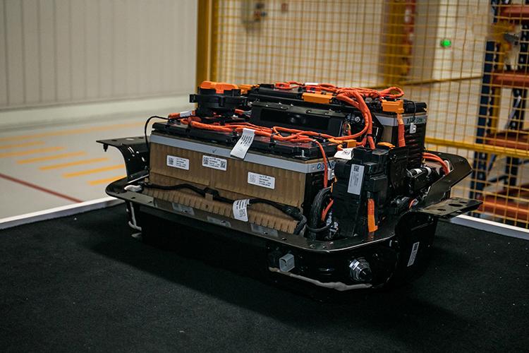 插电式混动车VELITE6动力电池组总成