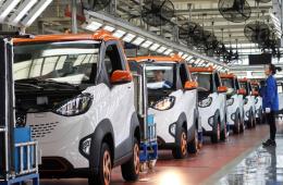 云南拟到2020年实现年产50万辆新能源车