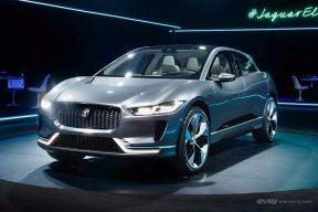 捷豹 I-Pace、雷克萨斯LS600hL,进口新能源汽车车型推荐
