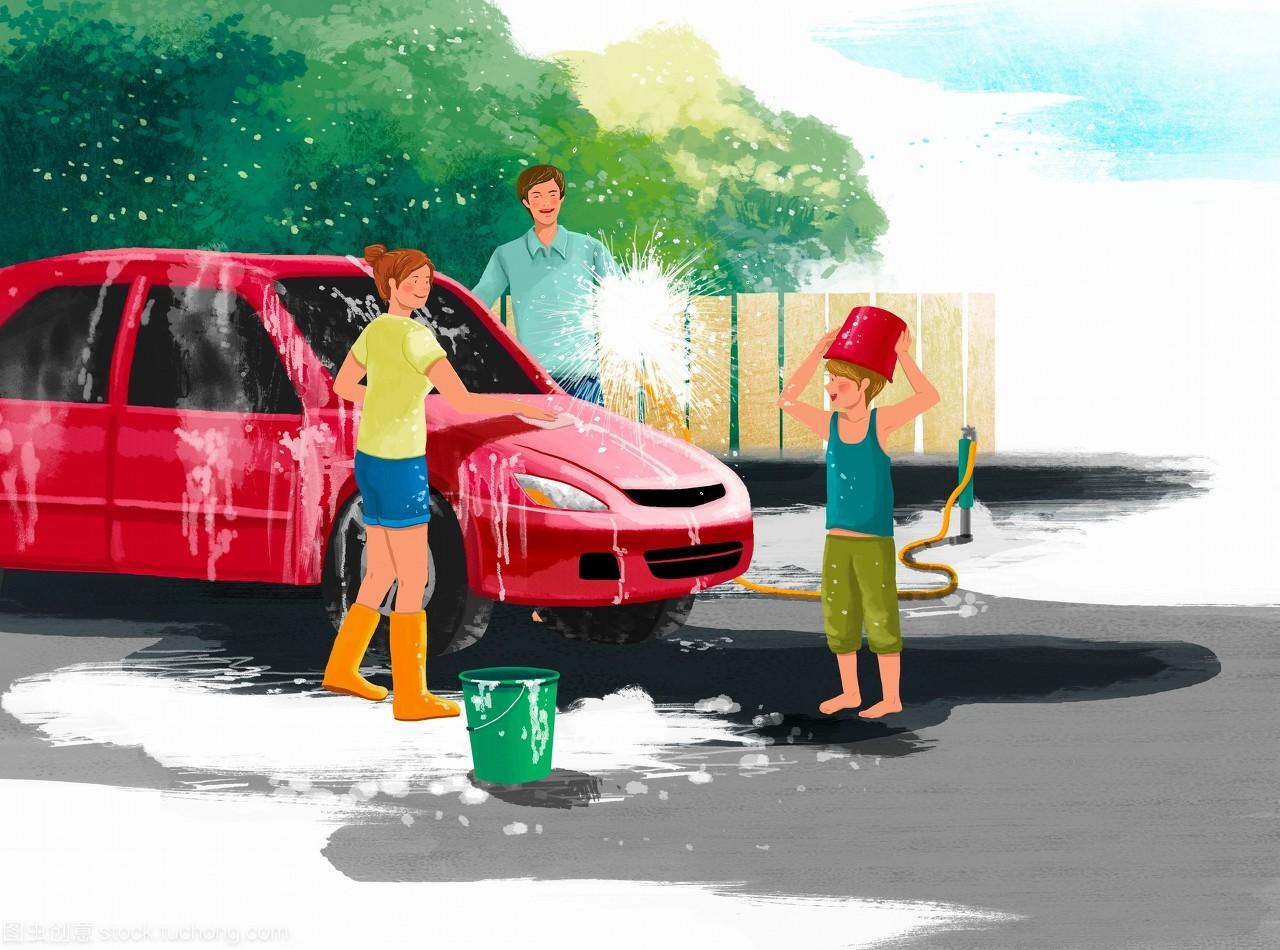 洗车的步骤和注意事项,洗车店需要注意什么?