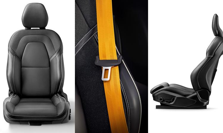 座椅及安全带