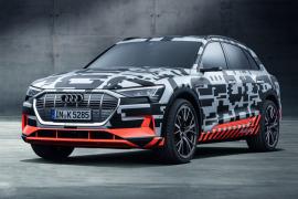 上汽与奥迪合作进展顺利,e-tron纯电动SUV8月首发