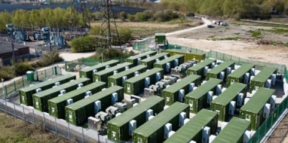 比亚迪储能获签英国18兆瓦集装箱储能项目