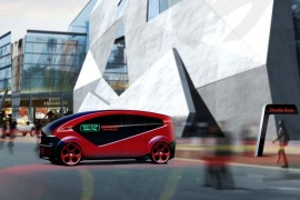Fisker(菲斯克汽车)计划开发纯电动自动驾驶巴士